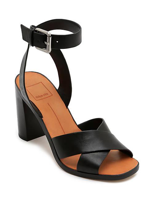 Nala City Heeled Sandals