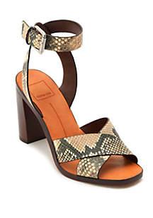 Dolce Vita Nala City Heeled Sandals
