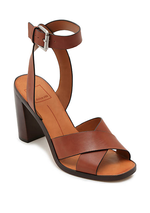Dolce Vita Nala City Heeled Sandals
