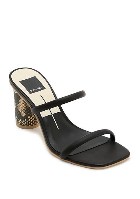 Dolce Vita Noles Heeled Mule Sandals