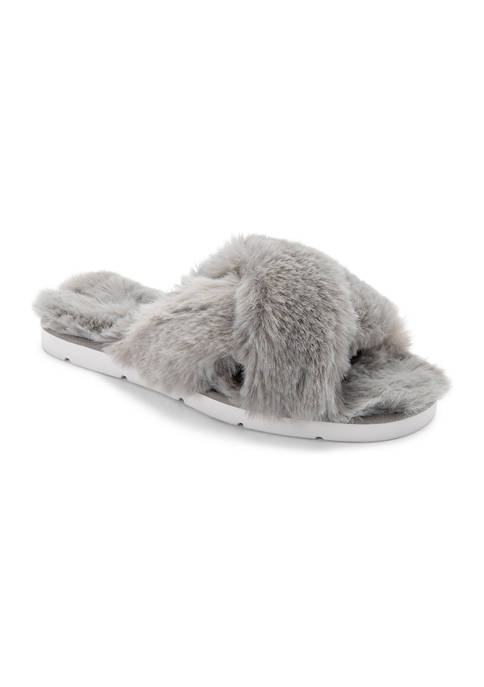 Dolce Vita Pillar Criss Cross Slippers