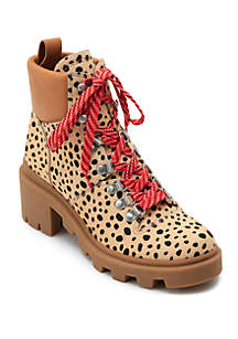 Dolce Vita Rubi Lace Up Hiker Boots