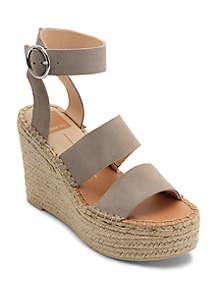 cc13c027aaa7 Easy Street Fabulous Pumps · Dolce Vita Shae Asymmetrical Espadrille Wedge  Sandals