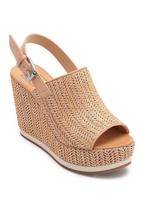 Shan Espadrille Wedge Sandals
