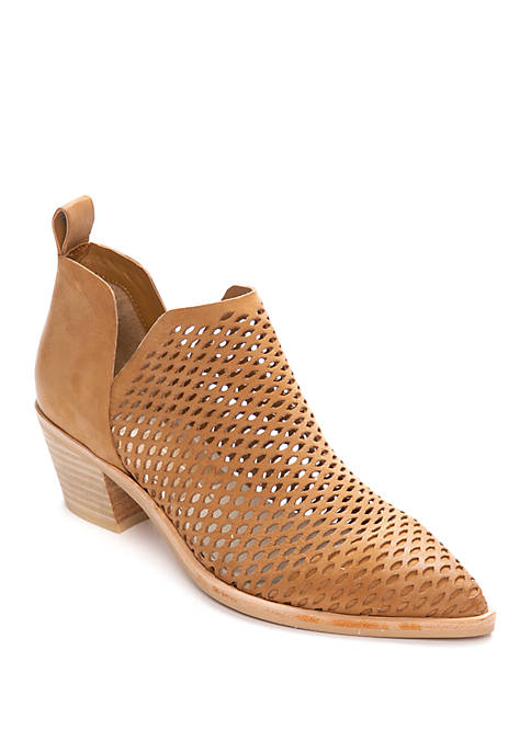 Sher Western Booties