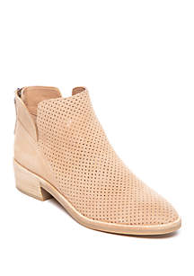 Dolce Vita Tacey Perforated Booties