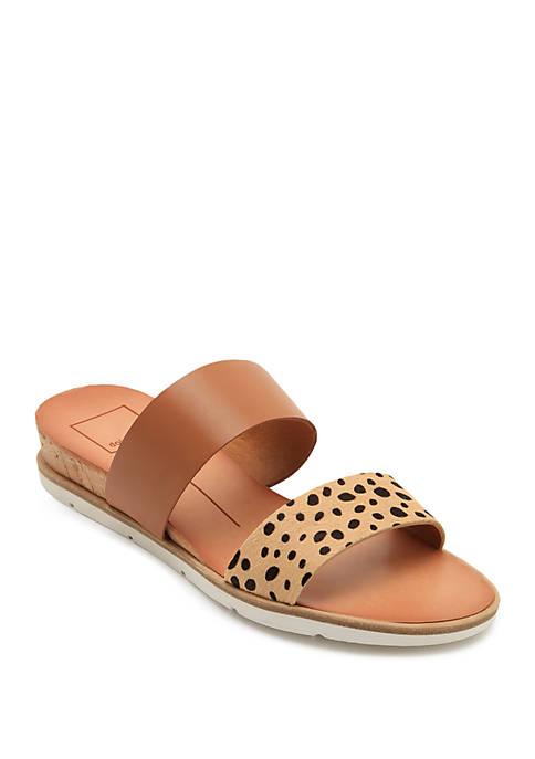 Dolce Vita Vala 2 Band Slide Sandals
