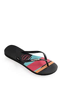 Slim Fine Lines Sandal