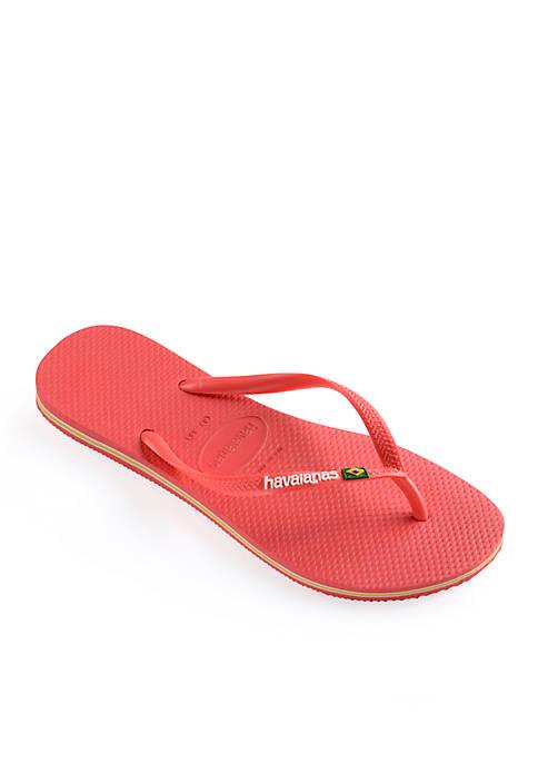 Havaianas Slim Brazil Sandal