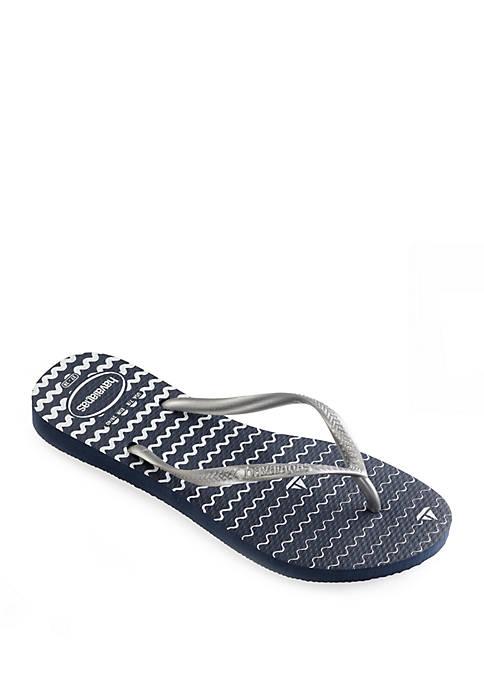 Havaianas Slim Oceano Sandals