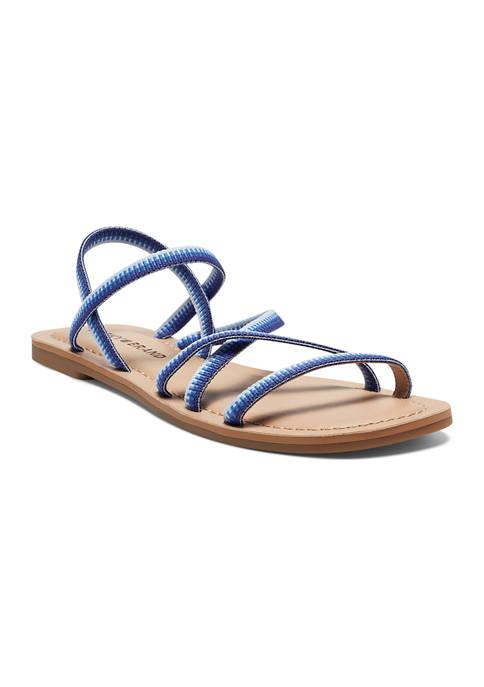 Bizell Flat Sandals