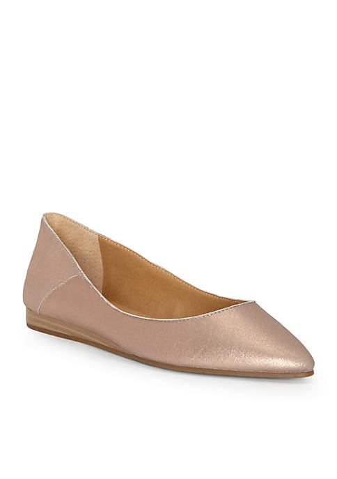 Lucky Brand Bylando Pointed Toe Flat