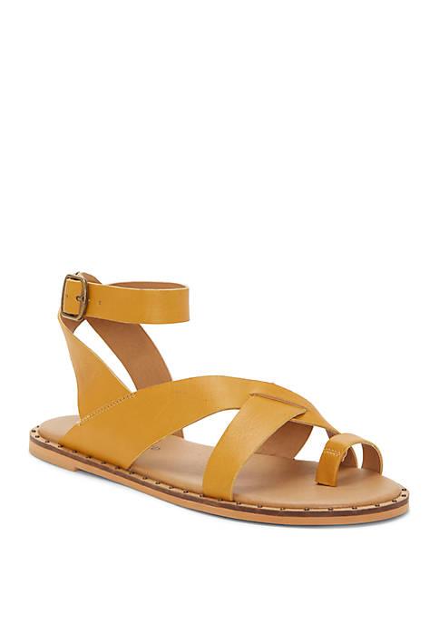 Lucky Brand Farran Toe Loop Sandals