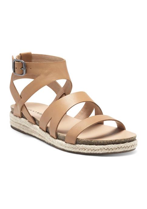 Glaina Espadrille Flatform Sandals