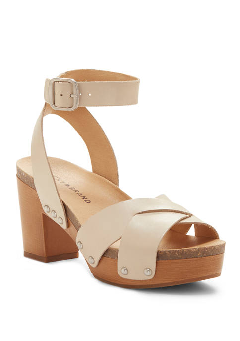 Lucky Brand Hadilla Platform Sandals