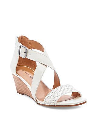 655fa97b3a62 Lucky Brand. Lucky Brand Jenley Demi Wedge Sandals
