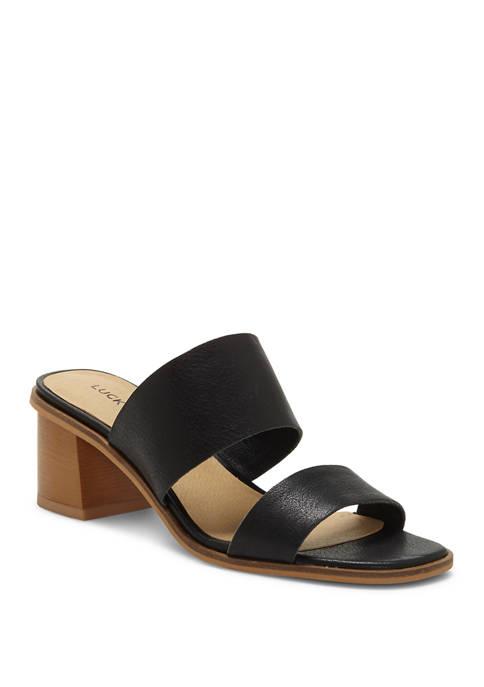 Lalinna Block Heel Sandals