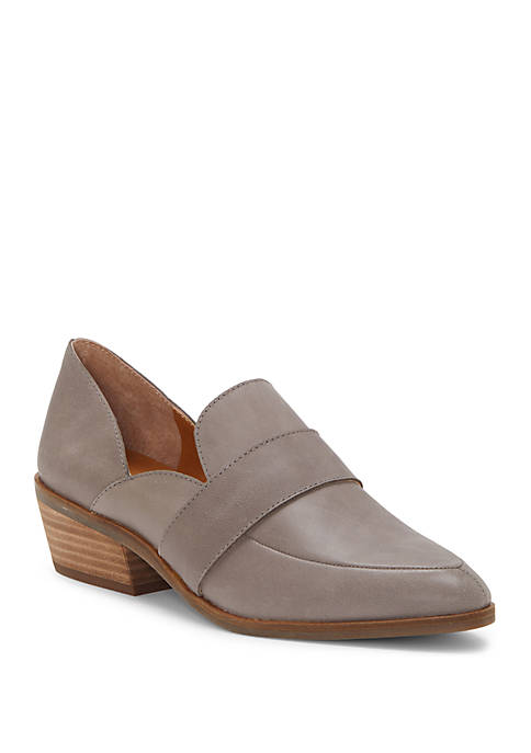 Lucky Brand Maemia Heeled Loafers