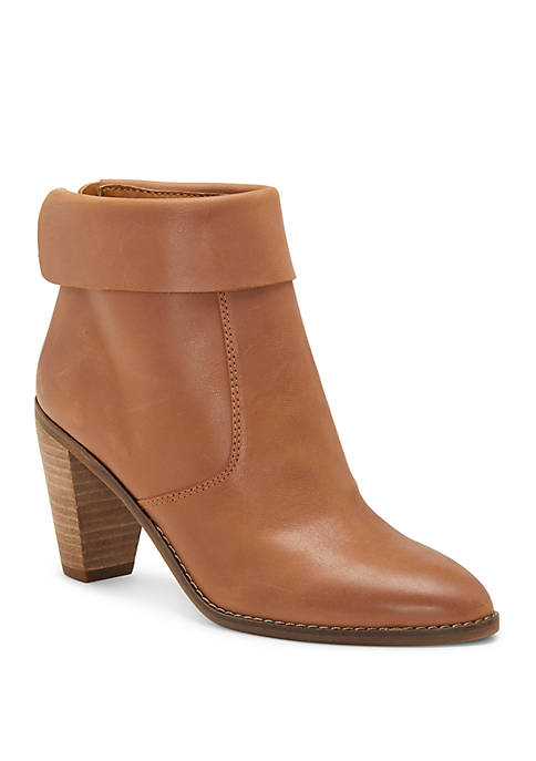 Lucky Brand Heel Cuff Booties