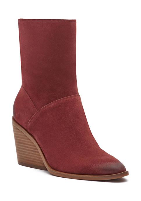 Lucky Brand Sarey Mid Height Boots