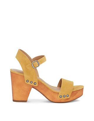 d7c4568f4ac Lucky Brand. Lucky Brand Trisa Wood Platform Sandals