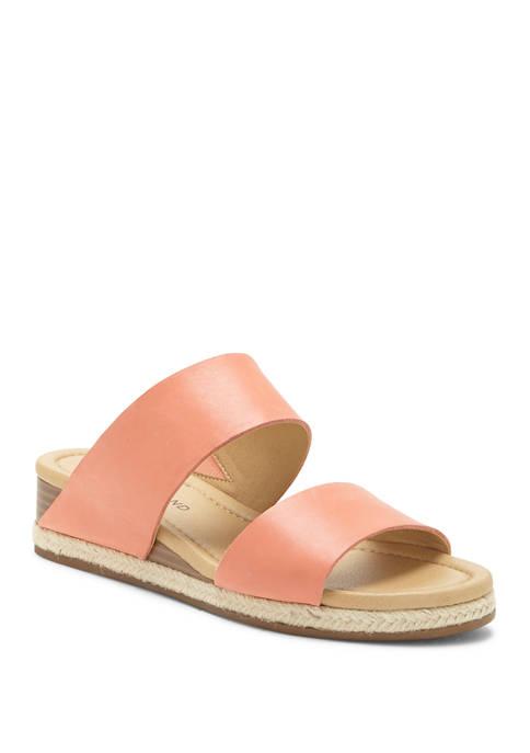 Lucky Brand Wyntor Slide Sandals