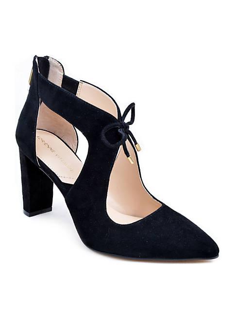 53f0fff7a62 Adrienne Vittadini Nigel Leather Heel