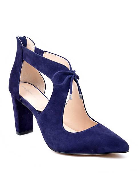 Adrienne Vittadini Nigel Leather Heel