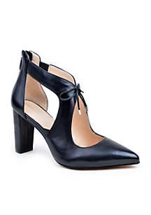 Nigel Leather Heel