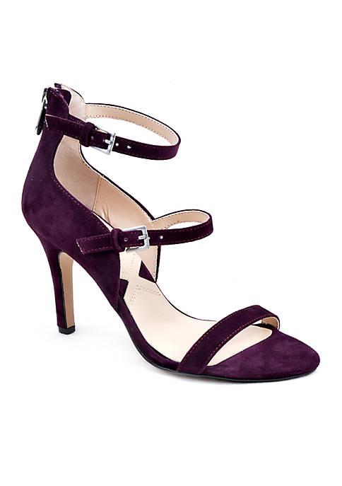 Adrienne Vittadini Georgino Dress Heel Sandal