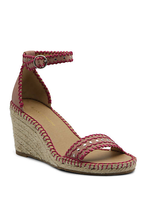 Adrienne Vittadini Charming Espadrille Sandals