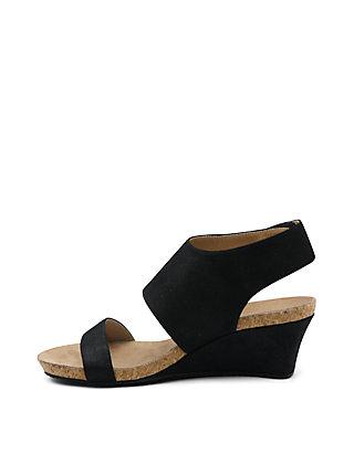 ab53a99edd Adrienne Vittadini Trevin Wedge Sandals Adrienne Vittadini Trevin Wedge  Sandals ...