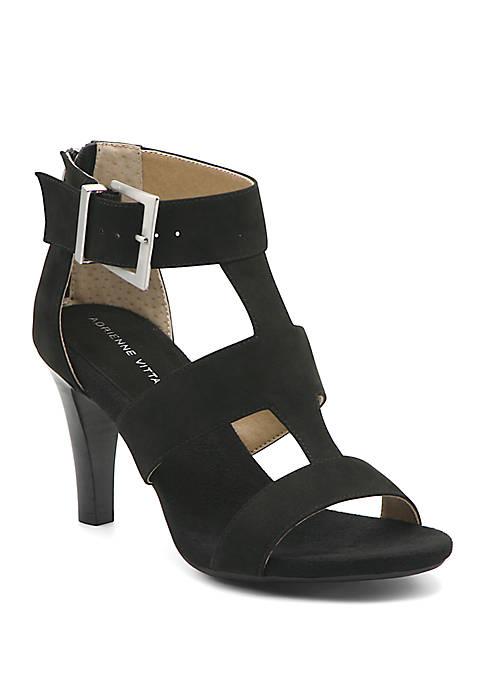 Varsity Strappy Sandals