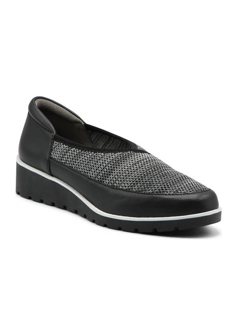 Trask Casual Wedge Shoes
