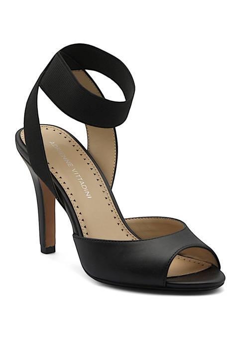 Adrienne Vittadini Guidry Dress Sandals