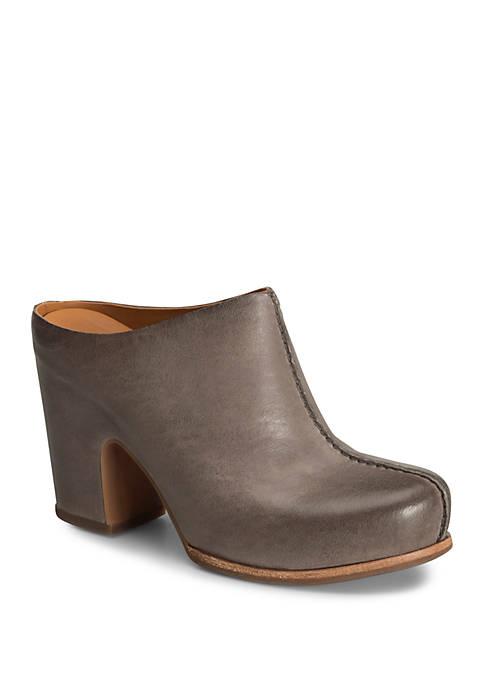 Sagano Heeled Mules