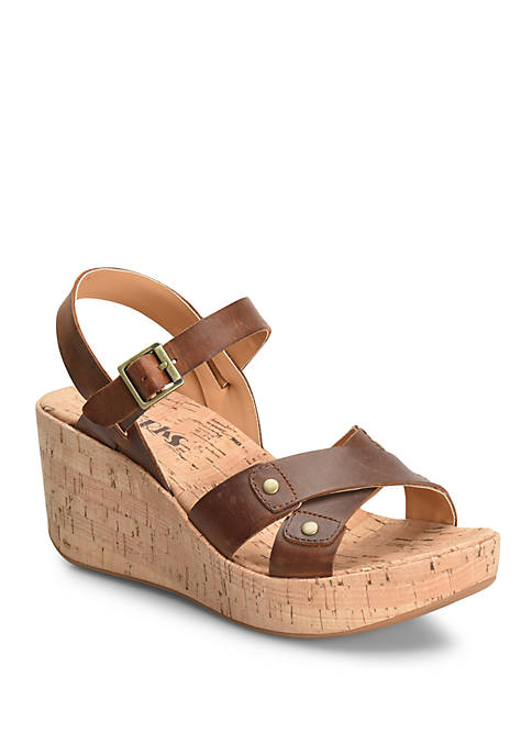 Curacao Wedge Sandals
