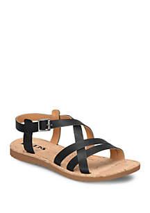 Korks Jerrick Strappy Sandals