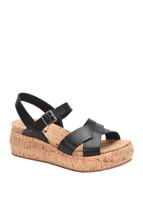 Kalie Flatform Sandals