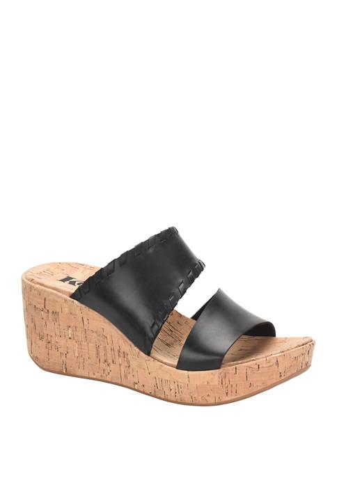 Kendri Wedge Sandals