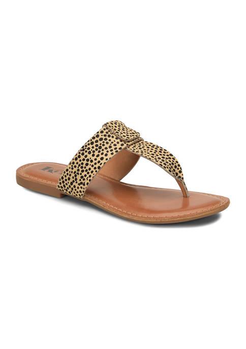 Dawn Thong Sandals