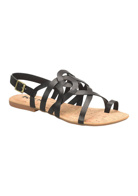 Sangria Sandals