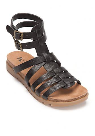 Korks Linora Strappy Sandals nT9yNyVau