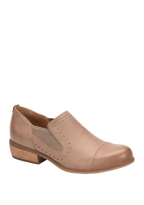 Korks Gertrude Slip On Shoes