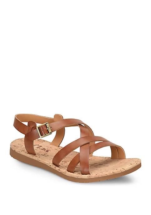 Jerrick Strappy Sandals