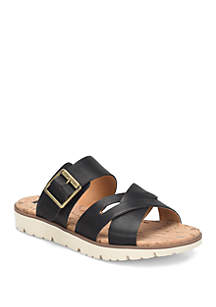 Korks Monterey Sport Bottom Sandals