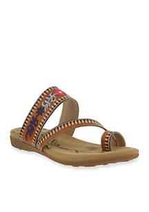 Akhila Toe Loop Sandal