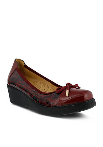 4152e7049a ... Shoe Bahama® Tommy Exodus Slip On nU6xPqT  Contact Us. Spring Wedge  Step Alika Spring Ballerina Spring Wedge Step Step Alika Ballerina SwSqrRv  ...