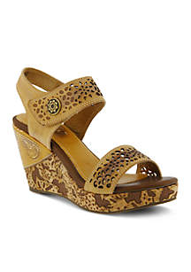Allura Wedge Sandal