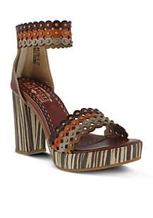 Anna Platform Sandal